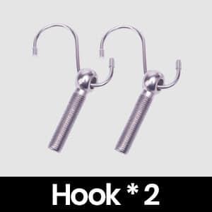 Hook * 2
