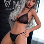 164cm / 5ft4 J-cup White Heades Hag Love Doll Odessa