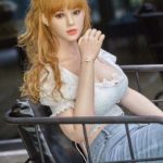 165cm/5ft5 D-cup Ultra Realistic Silicone Sex Doll Lisa with Head C16